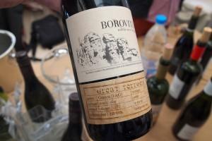 borovitza2 300x200 The wines of Borovitza