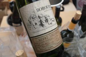 borovitza4 300x199 The wines of Borovitza